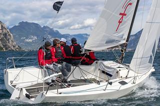 J70 Cup • Event 2 - Fraglia Vela Malcesine - Angela Trawoeger_K3I0755