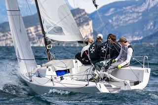 J70 Cup • Event 2 - Fraglia Vela Malcesine - Angela Trawoeger_K3I0706