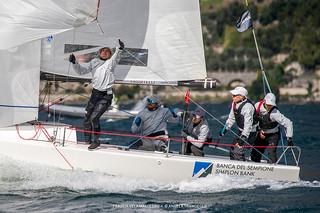 J70 Cup • Event 2 - Fraglia Vela Malcesine - Angela Trawoeger_K3I0643