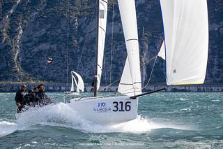 J70 Cup • Event 2 - Fraglia Vela Malcesine - Angela Trawoeger_K3I0559