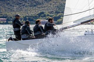 J70 Cup • Event 2 - Fraglia Vela Malcesine - Angela Trawoeger_K3I0541