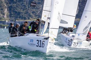J70 Cup • Event 2 - Fraglia Vela Malcesine - Angela Trawoeger_K3I0506