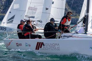 J70 Cup • Event 2 - Fraglia Vela Malcesine - Angela Trawoeger_K3I0499