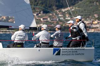 J70 Cup • Event 2 - Fraglia Vela Malcesine - Angela Trawoeger_K3I0406