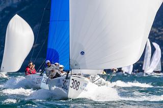 J70 Cup • Event 2 - Fraglia Vela Malcesine - Angela Trawoeger_K3I0247