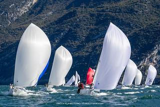 J70 Cup • Event 2 - Fraglia Vela Malcesine - Angela Trawoeger_K3I0241