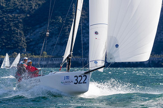 J70 Cup • Event 2 - Fraglia Vela Malcesine - Angela Trawoeger_K3I0186