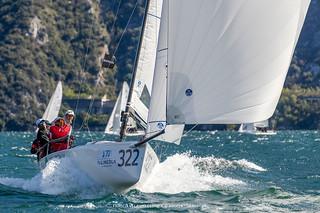 J70 Cup • Event 2 - Fraglia Vela Malcesine - Angela Trawoeger_K3I0179