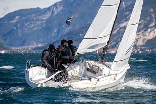 J70 Cup • Event 2 - Fraglia Vela Malcesine - Angela Trawoeger_K3I0127