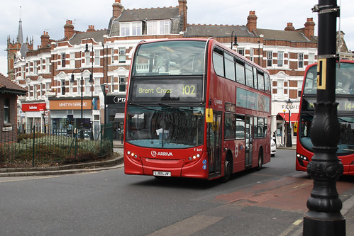 Arriva London T269 LJ61LJV