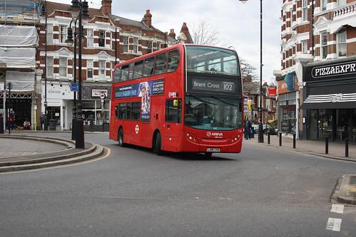 Arriva London T27 LJ08CVB