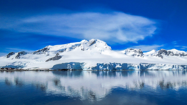 Majestic Antartica Reflections