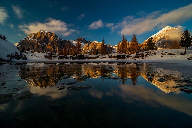 Lago di Limides - Veneto - Italia [Explored #69]