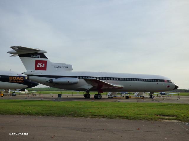 Hawker Siddeley Trident 2E