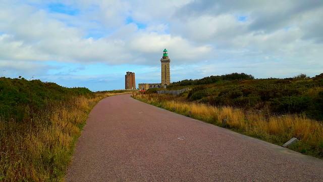Le phare du Cap Fréhel, Bretagne.
