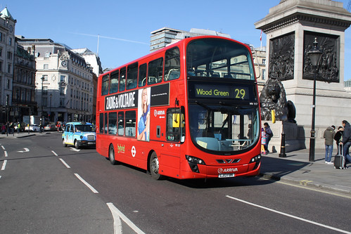 Arriva London HV117 LJ13FBN