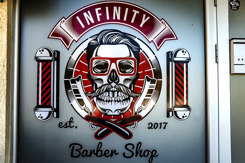INFINITY Barber Shop--Shtip
