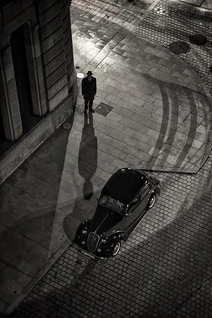 Sombras na noite