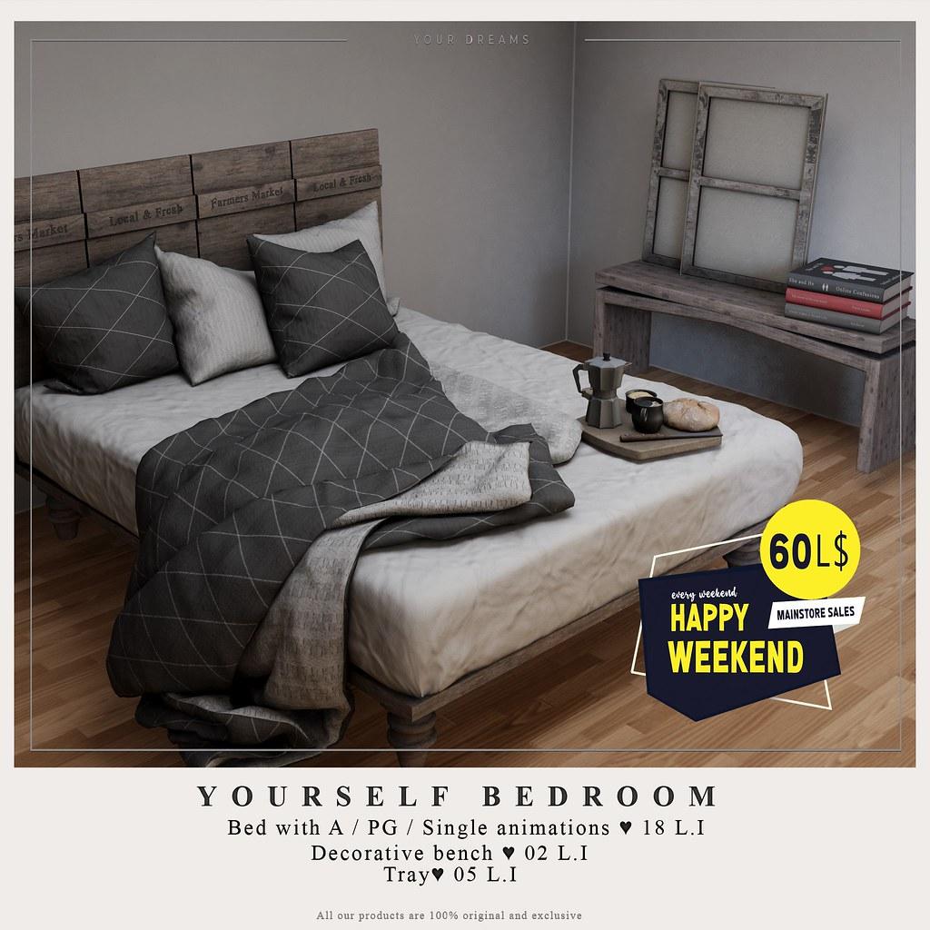 {YD}Yourself bedroom