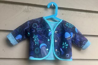 Oliver and S Lullaby Jacket