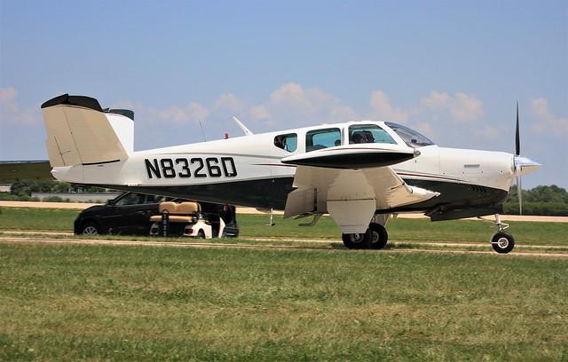 N8326D : Beech J35 Bonanza