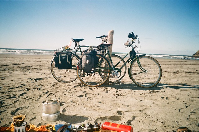 Coffeeneuring 2020, Ride 1: Cape Disappointment, 15 October 2020