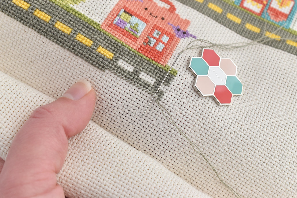 Kawaii Crossing Costumier Cross Stitch