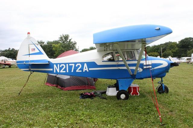 N2172A : Piper PA-22 Colt