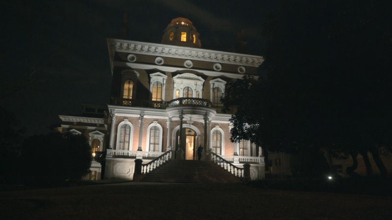 Borat house