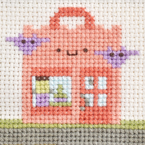 Kawaii Crossing Costumier Cross Stitch | by wildolive