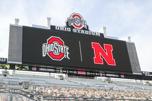 2020 -- Ohio State vs Nebraska, Oct. 24, 2020