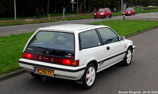 Honda Civic 1.5i GT 1985