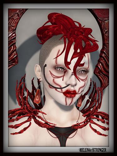 Helena Stringer - SL Syndicate - Necromophosis - 1