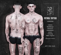 Dappa - Petrol Tattoo @ equal10