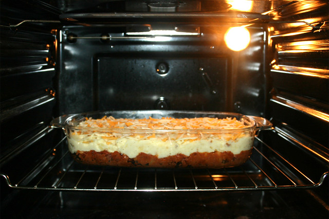 44 - Bake in oven / Im Ofen backen