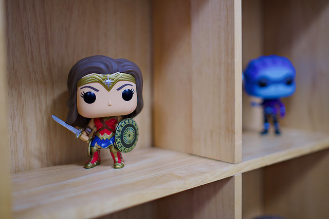 Pop! Wonder Woman