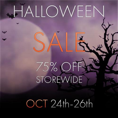 Halloween Sale | DAVID HEATHER