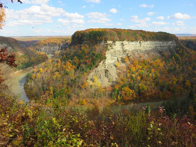 Letchworth State Park, NY The Great bend