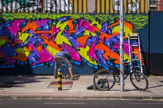 Barrio Brasil | Santiago de chile