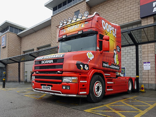 Scania tractor unit | by 70023venus2009