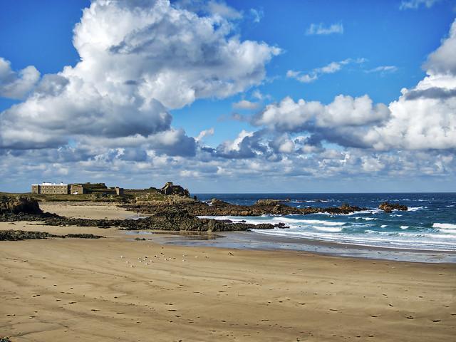 Corblets Beach Alderney
