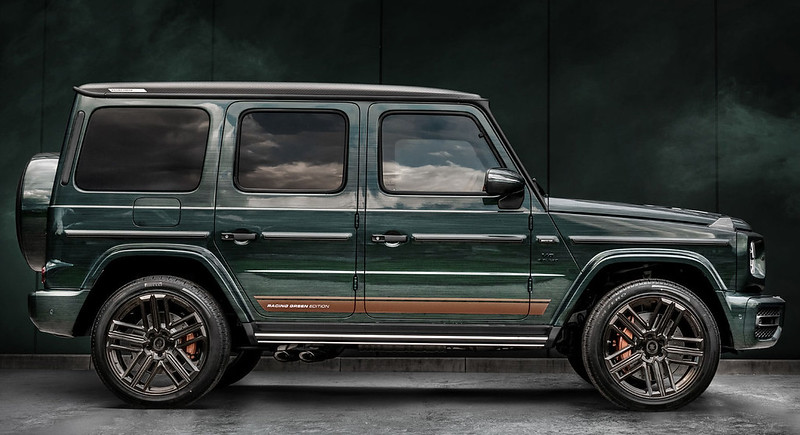 Carlex-Design-Mercedes-G-Class-Green-Racing-Edition-4