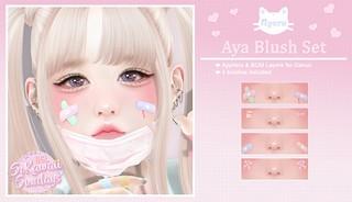 Nyaru - Aya Blush for SoKawaii Sundays ♡