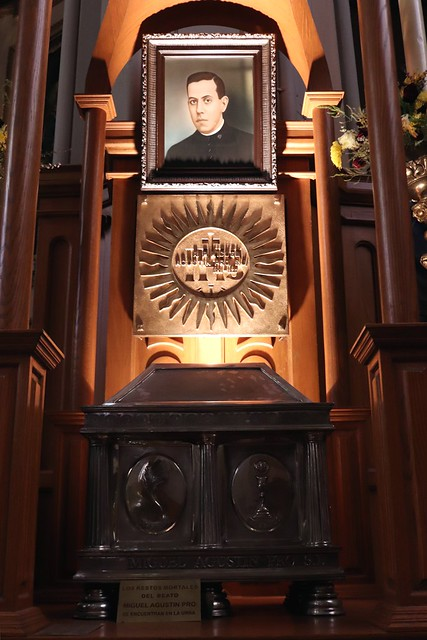 Blessed Padre Miguel Agustin Pro