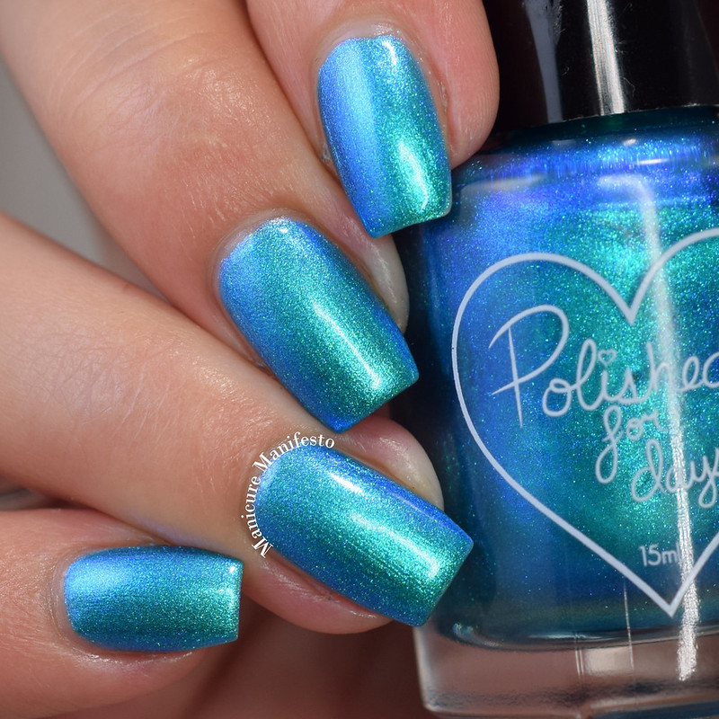 Polished For Days Hitchhiking Ghosts review