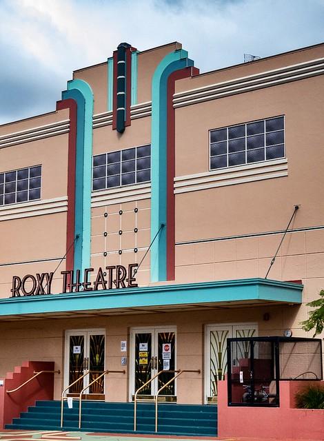 Roxy Theatre -Nowra