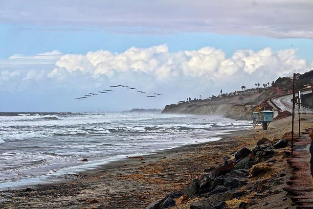 Storming Over Del Mar