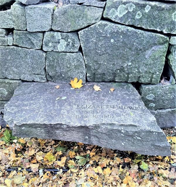 Salem Witch Trials Tercentenary Memorial