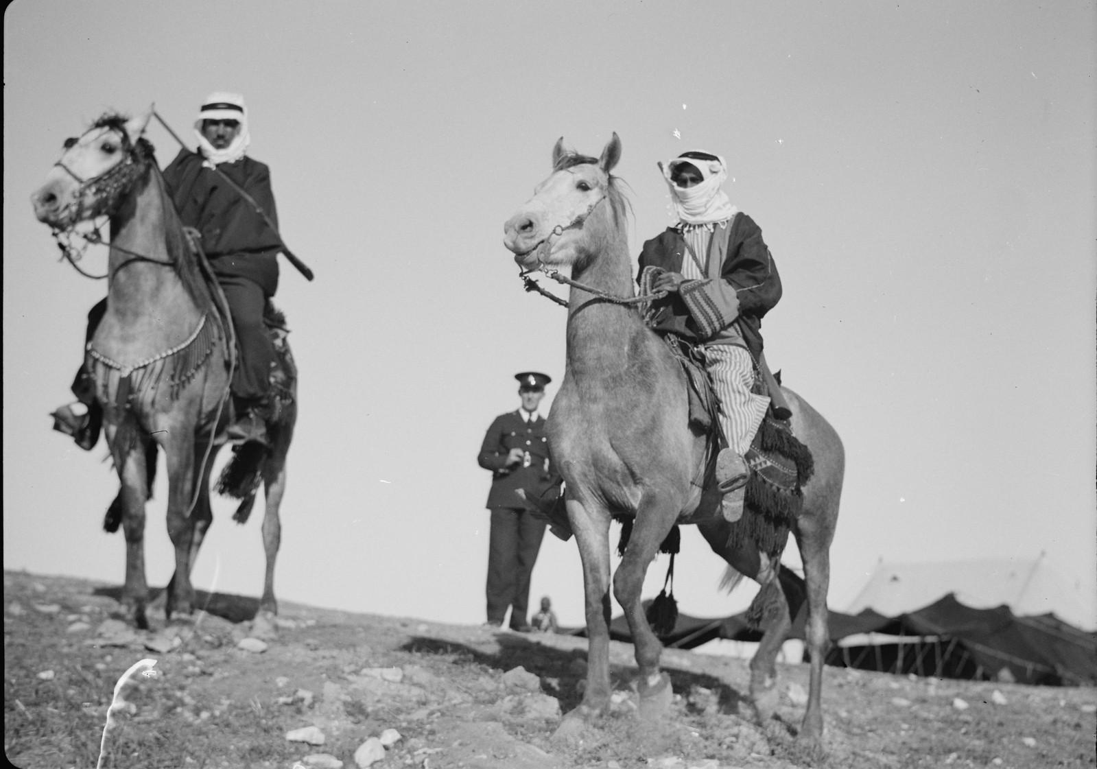 04. Бедуины на вершине Тель