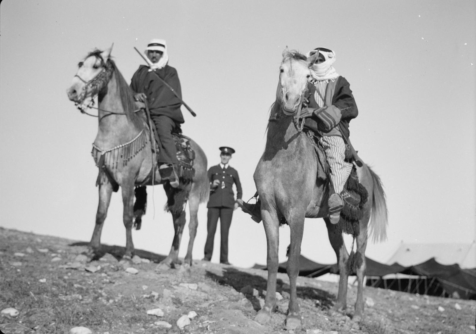 03. Бедуинские всадники на вершине